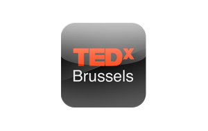 TEDx Brussels iPhone