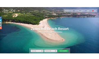Zlatni Rat - Beach Resort